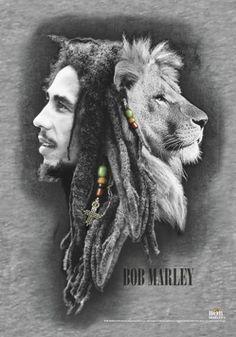"""#Bandiera """"Profiles"""" di Bob Marley con stampa.Materiale: 100% poliestere. Dimensioni: 75 x 110 cm circa. Stampa di qualità ed ottimo tessuto. Made in Italy."""