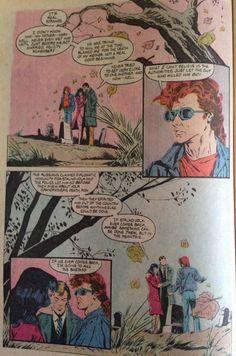 Felicity Smoak 21st appearance Fury of Firestorm #72: The Return Of The Zuggernaut. #Arrow #Olicity
