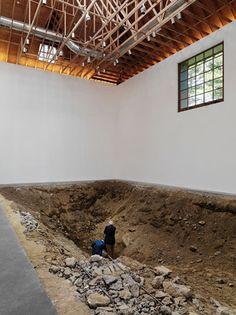 urs fischer: you, 2007