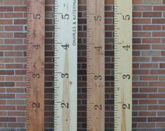 échelle de croissance en bois - Recherche Google