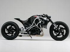 Suzuki Hayabusa Custom - Concepts that stand alone, from Ransom Motorsports…