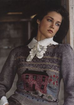 Ralph Lauren's Fall 1982 Campaign photographed by Bruce Weber Ralph Lauren's steadfast historicism rivals the likes of Karl Lagerfeld and John Galliano, it's all been a part of … Preppy Mode, Preppy Style, My Style, Womens Clothing Stores, Clothes For Women, Traje Casual, Vintage Outfits, Vintage Fashion, Vintage Style