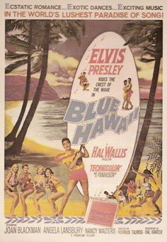 Blue Hawaii    Elvis Movie #8  Paramount | 1961
