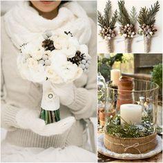 3-Inspiration mariage hiver noël dans les baskets de la mariée