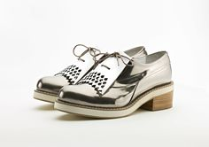 Inglewood shoe pewter 2003ss1512 angle