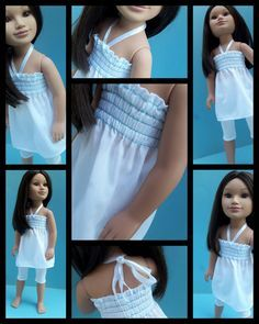 Free Karito Kid Pattern -- Zephyr Mini-Dress by Maiden Flight Clothing