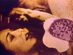 Fuses (American, 1964) Directed by Carolee Schneemann. Important experimental film that documents an erotic encounter between the film-maker and her partner. Schneemann scratches and paints directly onto the celluloid, abstracting her images.