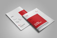 Ad: Company Profile by Elite_Standard on @creativemarket. Company Profile Template are 36 Pages, bold shapes, and cropped placeholder for photos.It has all the features you'd expect in a #creativemarket Company Profile Template, Company Profile Design, Brochure Design, Brochure Template, Branding Design, Annual Report Design, Business Card Design Inspiration, Business Profile, Layers Design