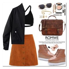 """Romwe"" by oshint ❤ liked on Polyvore featuring Fay Andrada and romwe"