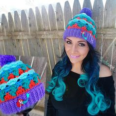 Pattern available from Crochetverse