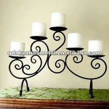wrought iron candle holder from Shijiazhuang Light-moeller Science Technology Co., Ltd marketplace portal & China product wholesale. Wrought Iron Candle Holders, Wrought Iron Decor, Iron Furniture, Iron Art, Candle Stand, Design, Blacksmithing, Decor Ideas, Gift Ideas
