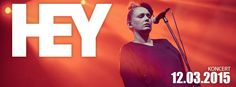 12/03 Hey in Polish Song National Centre in Opole