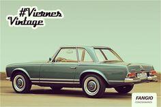 #ViernesVintage Mercedes-Benz SL Pagoda