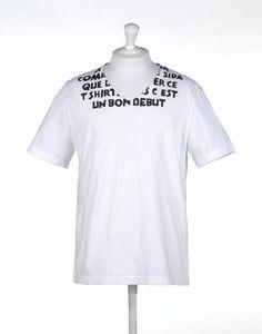 74bbc85cb0fc7 Maison Martin Margiela AIDS T-Shirt Maison Martin Margiela