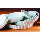 Quiche pans by Pillivuyt. Made in France. #bakeware #quiche #pie #tart #tarte #porcelain #porcelaine_a_feu