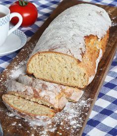 Knådfrisnabblimpa10 Cooking Bread, Bread Baking, Bread Bun, Fruit Snacks, Food Goals, I Love Food, I Foods, Banana Bread, Bakery