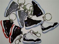 bc4891b9f11d1c Air Jordan 11 Keychains   my sneakerhead buds Air Jordan Sneakers
