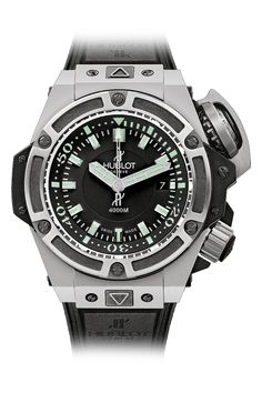 Hublot Limited Edition King Power Oceanographic 731.NX.1190.RX | Oster Jewelers - Limited Edition # 782 out of 1000!
