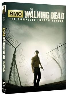 WALKING DEAD SEASON 4.  http://highlandpark.bibliocommons.com/search?utf8=%E2%9C%93&t=smart&search_category=keyword&q=walking%20dead%20fourth&commit=Search&formats=DVD