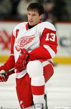 Pavel Datsyuk the best hockey player in the NHL.