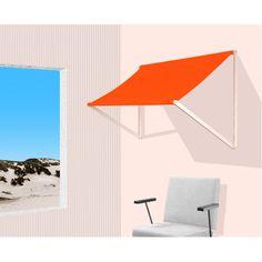 Marquise - Thijmen van der Steen Product Design, Van, Patio, Outdoor Decor, Projects, Home Decor, Homemade Home Decor, Yard, Porch