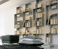 Wall shelves | Storage-Shelving | Achille | Tisettanta. Check it on Architonic