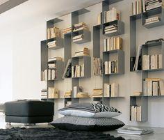Wall shelves | Storage-Shelving | Achille | Tisettanta. Check it on Architonic