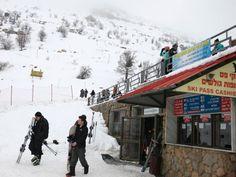 10 Surprising Ski Destinations: Israel