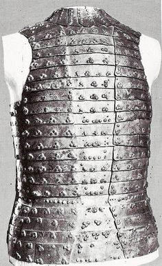 Brigandine worn by Philippe le Bel, late 13th, early 14th century | Flickr - Photo Sharing!
