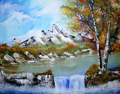 AUTUMNAL TOUCH by Emma Campbell on ArtClick.ie