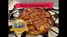 Bacon Videos, Cheeseburger Pie, Best Bacon, Bacon Recipes, French Toast, Beef, Breakfast, Food, Meat
