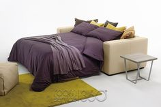 room service 360 Capri Italian Leather Sleeper Sofa By Gamma Arredamenti Contemporary Sleeper Sofas, Contemporary Furniture, Bed Positions, Italian Furniture, Affordable Furniture, Sofa Bed, Modern Design, Capri, Italian Leather