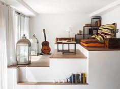 Salas de estar escandinavas por Meritxell Ribé