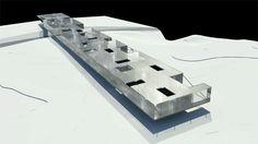 for KENG MINK DEAR : brücke tervete / Caramel Architects