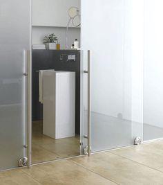 separacion cristal baño - Buscar con Google