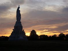 America, the Beautiful: Faith Monument in Plymouth, MA