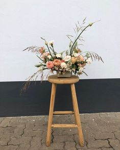 What inspires you? This is similar to a previous question I've answered in this series, but it's a great one and is often the source of our… Wedding Flower Inspiration, Wedding Flowers, What Inspires You, Meditation, Dreams, This Or That Questions, Table, Home Decor, Decoration Home