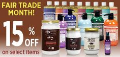 Dr. Bronner's - organic, made locally and thoroughly trusted.