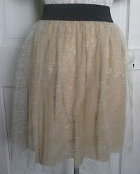 DIY Lace Skirt. Lace skirts are trendy right now but we'll never get behind the heavy price tags. Instead, check out this DIY Lace Skirt. It's a free skirt pattern that will help you create a lovely piece for your spring or summer wardrobe.