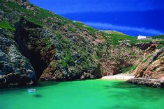 Die Berlengas sind ein wenig bekanntes, aber umso faszinierenderes Inselreich im AStlantik, das Teil Portugals ist.