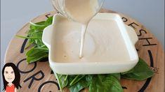Best Dairy Free Creamy Salad Dressing Recipe - You Won't Believe it's Vegan! - YouTube