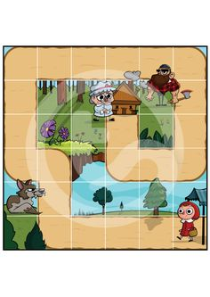Teaching Resource: A Bee-Bot mat focusing on the story of Little Red Riding Hood. Red Riding Hood, Little Red, Elementary Schools, Teaching Resources, Robot, Apps, Coding, Kids, Primary School