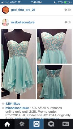 My formal dress! I love it so much