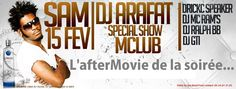 WWmagTV : DJ ARAFAT EN SHOW LIVE - M CLUB TOULOUSE AFTERMOVIE