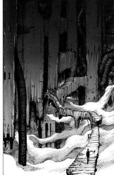 Posters blame manga art, manga art fantasy, manga art inspiration, manga art black an. Bakugou Manga, Good Manga, Animation, Arte Cyberpunk, Japon Illustration, Bleach Manga, Chef D Oeuvre, Matte Painting, Cool Sketches