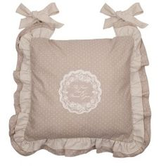 Runner angelica home country casabiancheria for Cuscini country chic