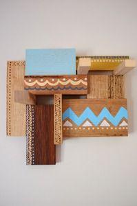 'Stampel Studio' Timber Jewellery Hanger
