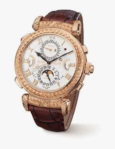 The Charm of Luxury: Patek Philippe Grandmaster Chime 5175: All'asta d...