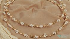 Buy online Greek wedding favors, bombonieres, Orthodox stefana, christening supplies and invitations by Precious and Pretty in Greece Wedding Favors, Wedding Crowns, Orthodox Wedding, Christening Favors, Greek Wedding, Baptism Invitations, Gold Pearl, Fabric Flowers, Pearls