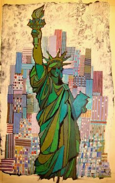 probably my favorite version of the Statue of Liberty